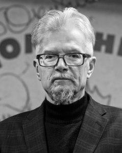 Eduard Limónov. Foto de Dmitry Rozhkov, 2018